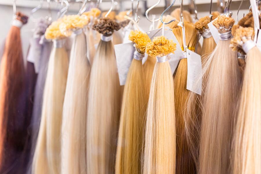 bedste hair extensions