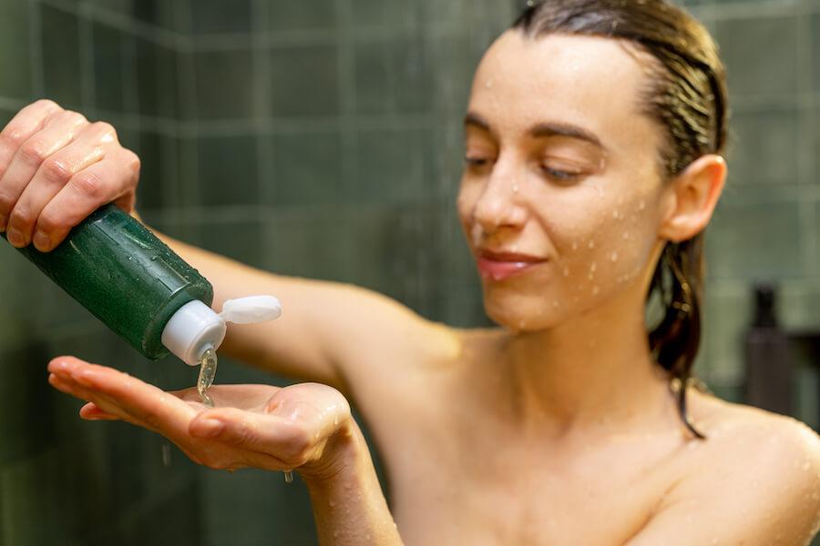 Sulfatfri Shampoo Test
